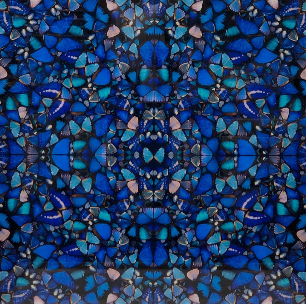 Buy art from Fine Art Dealers - Damien Hirst (Detail)